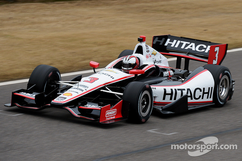Team Penske completes strong spring training test at Barber