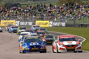 The British Touring Car Championship is back