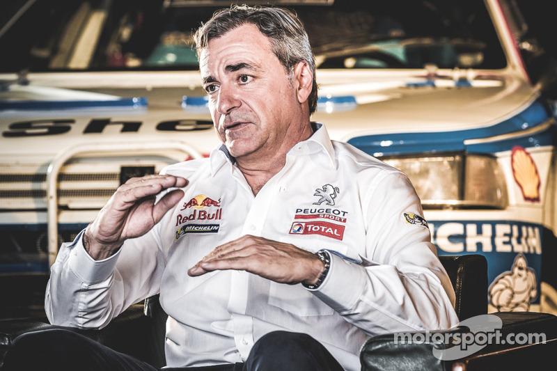 Dakar Q&A with Peugeot's Picat, Famin, Despres and Sainz