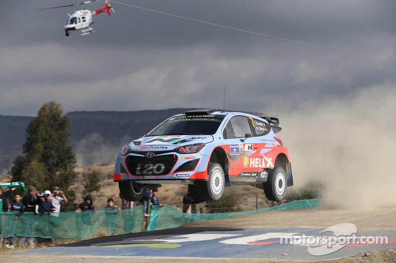 Hyundai Motorsport set for three-car debut at Rally de Portugal