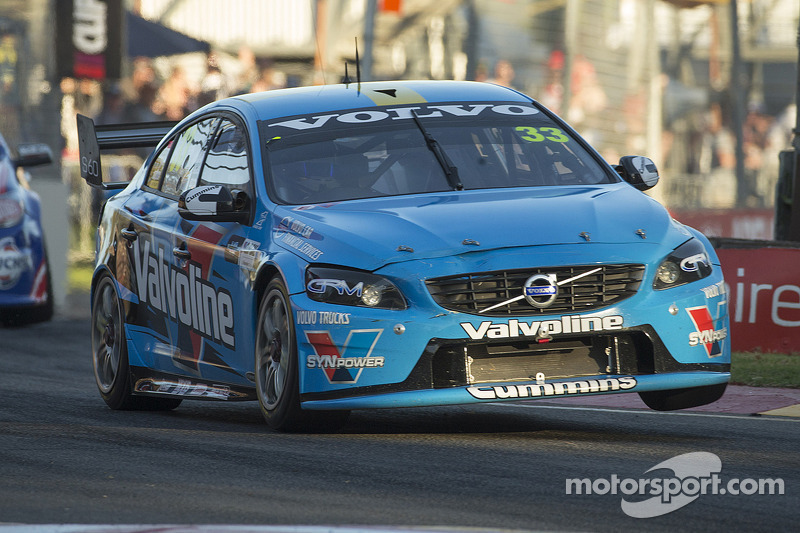 Volvo very beatable: Whincup