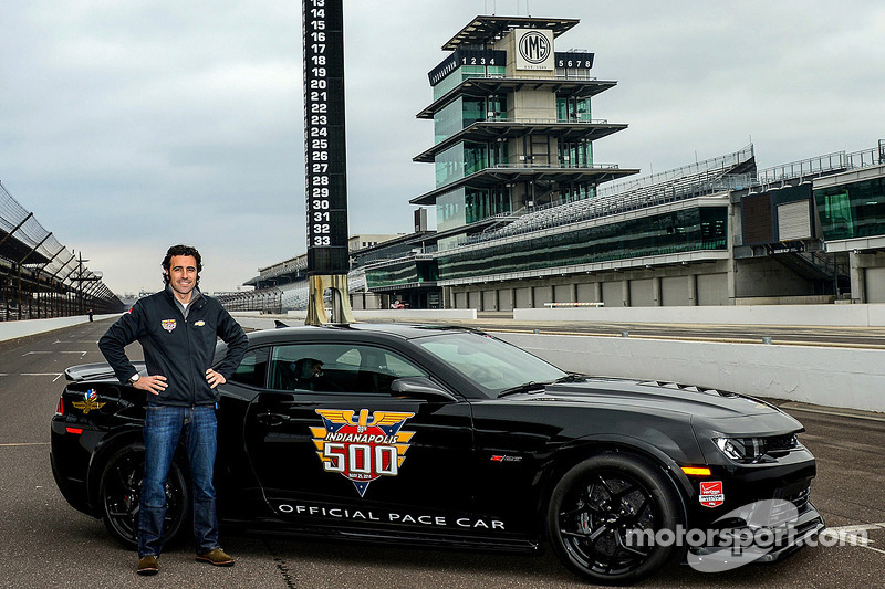Dario Franchitti talks about his role at Chip Ganassi Racing