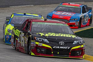 NASCAR Sprint Cup Race report More frustration for Bowyer at Martinsville