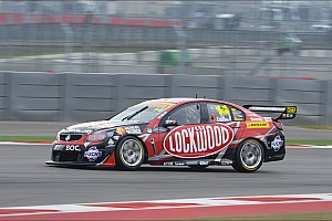 V8 Supercars Preview Lockwood Racing driver hoping for good results at Winton