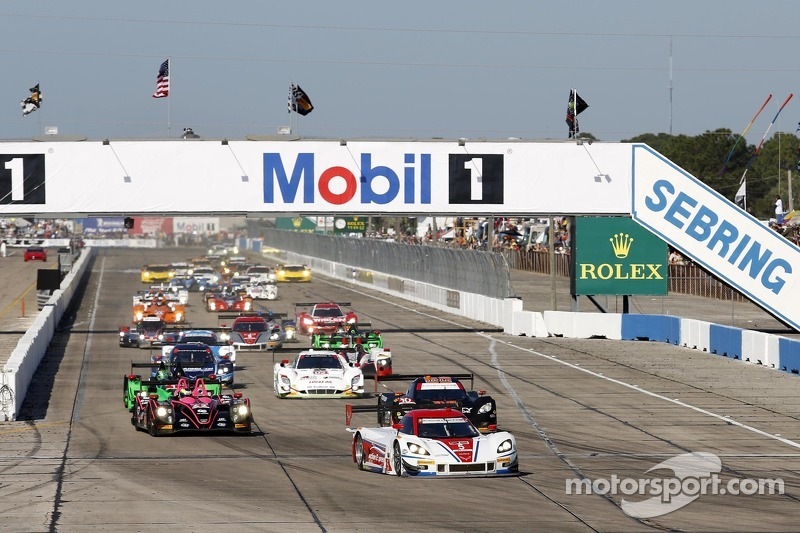 IMSA introduces modifications to competition procedures