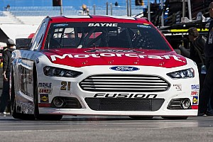 Bayne has a new hot rod For Texas