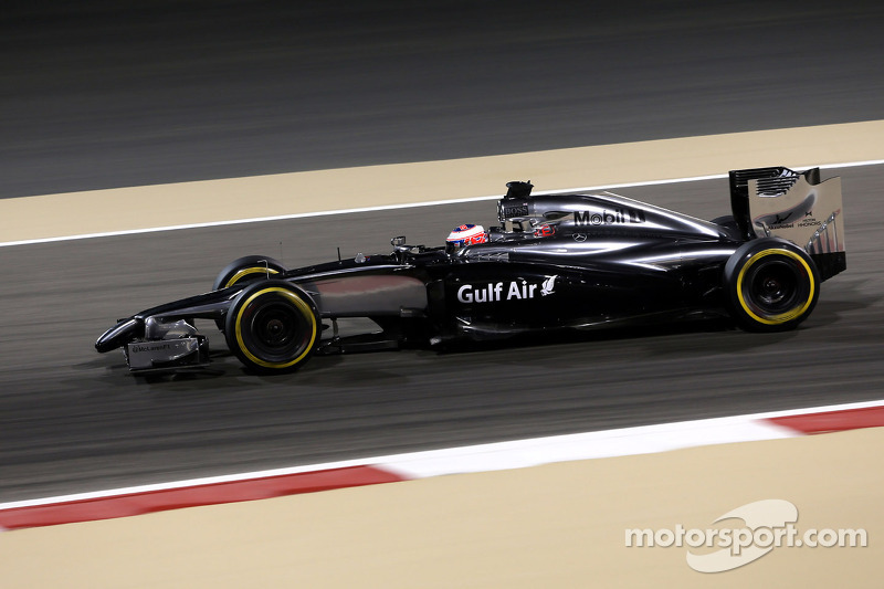 A straightforward practice day for McLaren at Bahrain