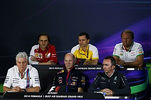 Formula 1 Press conference 2014 Bahrain Grand Prix – Friday press conference