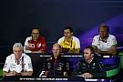 2014 Bahrain Grand Prix – Friday press conference