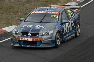 Nick Percat continues strong qualifying pace at Winton