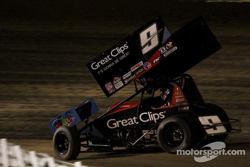Pittman leads Kasey Kahne Racing sweep on Sunday at Calistoga
