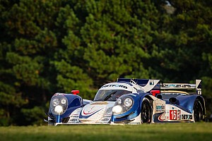 Matt McMurry's Silverstone European Le Mans Series Inauguration
