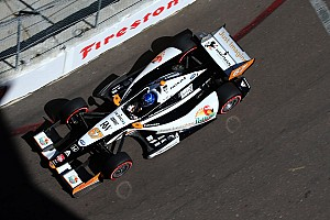 Patience pivotal for Newgarden in Long Beach