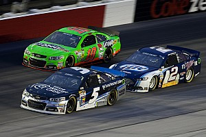 Danica Patrick - 2014 Darlington Preview