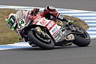 Giugliano and Davies qualify fourth and sixth for tomorrow's races at Aragon