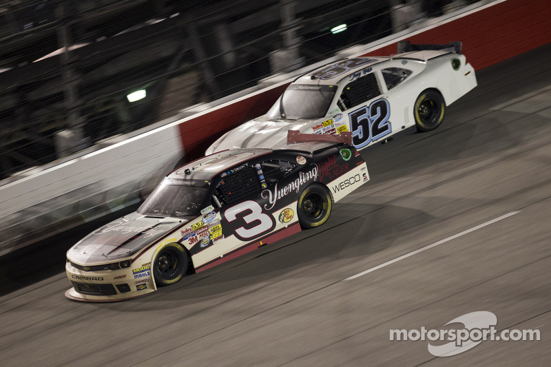 RCR Nationwide Series Darlington Post Race Report