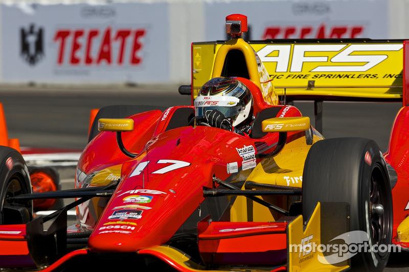 KV AFS driver Sebastian Saavedra qualifies 22nd at Long Beach