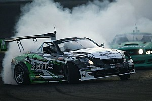 Formula Drift Race report Daigo Saito takes the victory on the Motegi Racing Super Drift Challenge