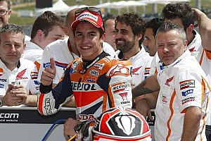 MotoGP Breaking news  Marquez secures second race win of 2014 by a country mile in Austin