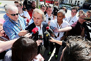 Montezemolo rejects early Mattiacci criticism