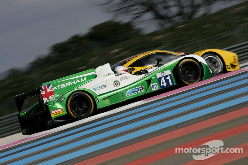 Strong performance for Greaves Motorsport in 4 Hours of Silverstone