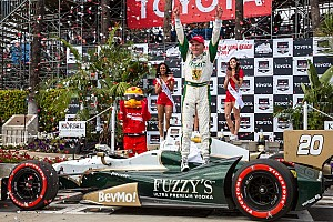 IndyCar Conway looking for two in a row