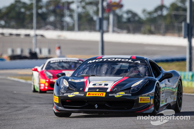 Boardwalk Ferrari returns to the track this weekend at Sonoma Raceway