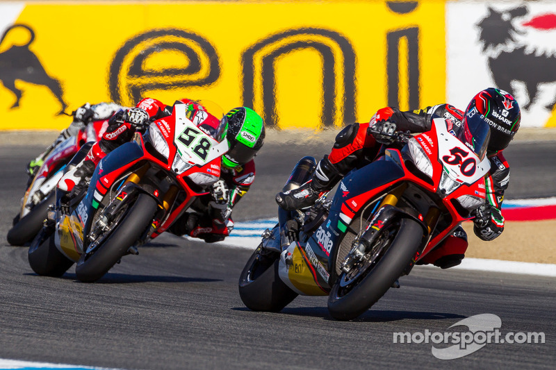 Masterful display by Guintoli as he wins opening race
