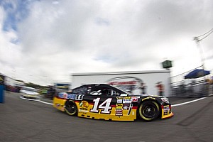 NASCAR Sprint Cup Race report Tony Stewart has a long night at Richmond