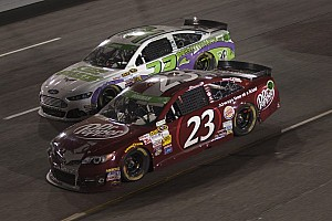 NASCAR Sprint Cup Race report Bowman finishes 28th at Richmond