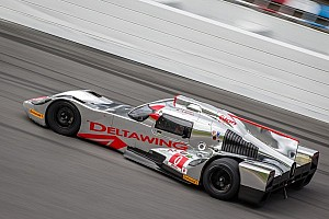 IMSA Preview DeltaWing returns to action at Mazda Raceway