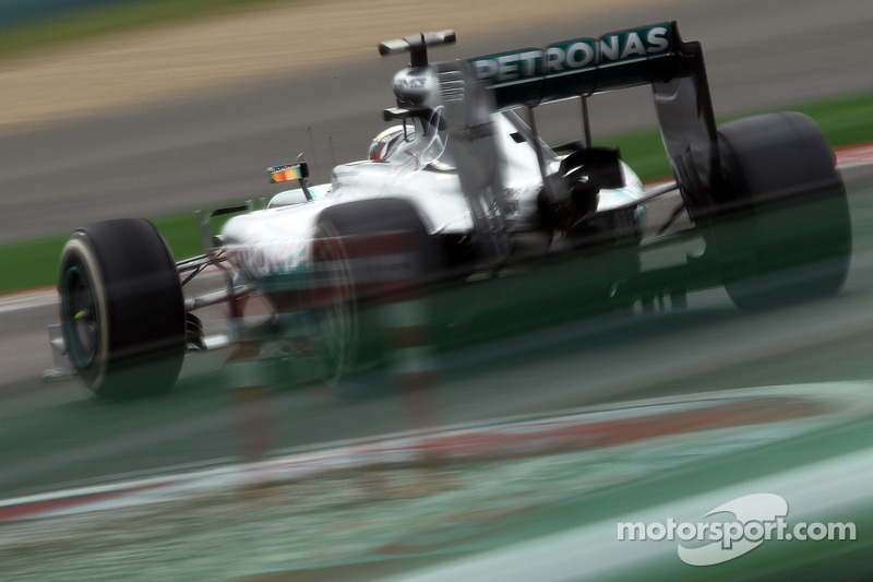 Round Five brings Mercedes to Barcelona for the Spanish GP