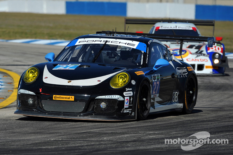 Dempsey Racing determined to avenge narrow 2013 Laguna Seca loss