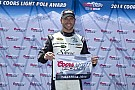 Brian Scott earns first Sprint Cup pole at Talladega