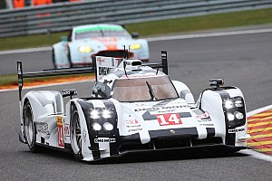 WEC Race report New Porsche 919 Hybrid finishes fourth in Spa