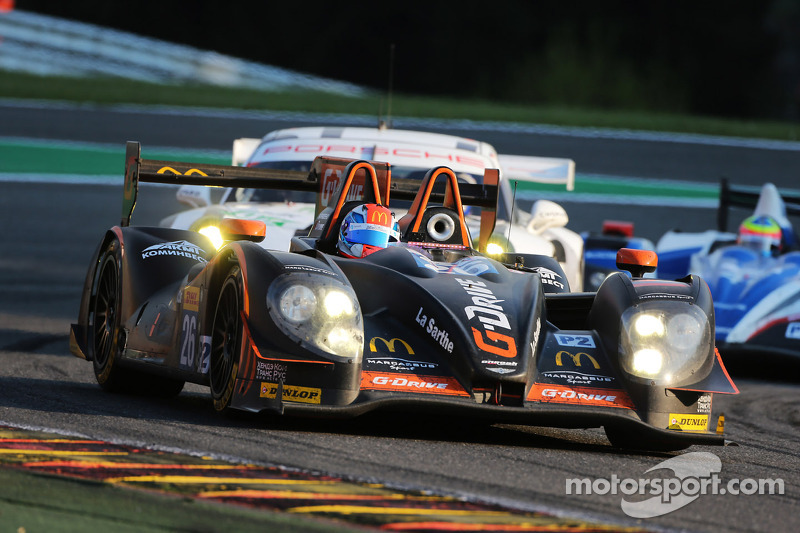Second victory for the G-Drive Racing Morgan-Nissan LM P2 at Spa