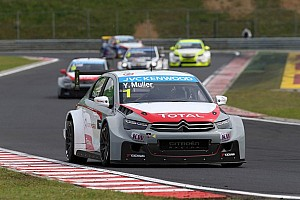 WTCC Race report Muller and López pull their weight!