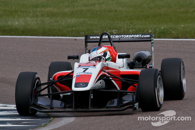 Rao roars at Rockingham