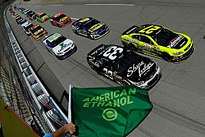 Dega done: Grand Prix of Indy up next