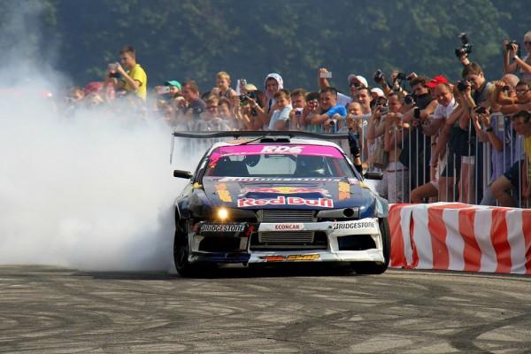 Russian Drift Series 2014: Let's furidashi!