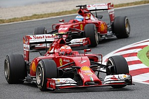 Angry Raikkonen had 'long' Ferrari talks after Spain