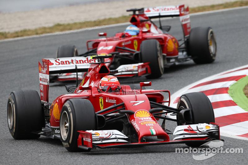 Angry Raikkonen had 'long' Ferrari talks after Spain