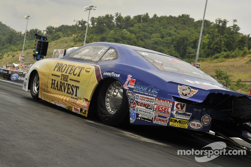New engine should answer questions for NHRA driver Brogdon