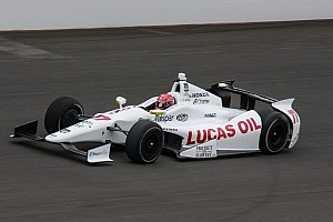 Pagenaud fastest on Day Four of Indy 500 practice - Hawksworth crashes
