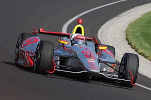 IndyCar Qualifying report Qualifying continues at Indianapolis