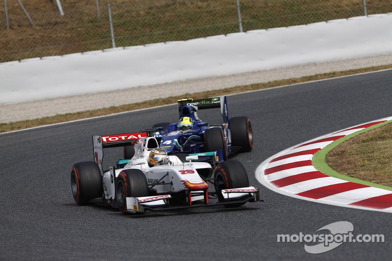 Arthur Pic opens up ahead of Monaco