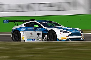 Al Harthy targeting first points of Blancpain season at Silverstone