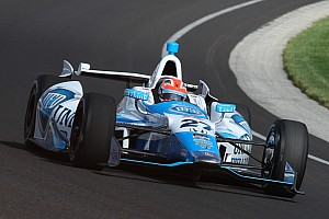 IndyCar Practice report Andretti Autosport at Indianapolis: Final practice report