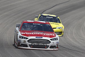 Full-time cup ride for Trevor Bayne
