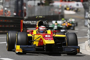GP2 Race report A great recovery and fastest lap for Stefano in today's Monaco Sprint Race